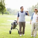 Korting op golflessen rekeninghouders ABN AMRO