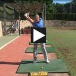 Het verschil tussen spelen op de golfbaan en oefenen op de Driving Range
