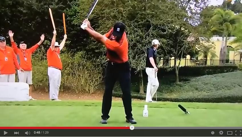 golfswings bekijken